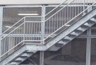 Black SwampStair balustrades 3