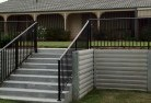 Black SwampStair balustrades 5