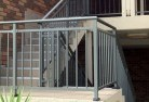 Black SwampStair balustrades 6