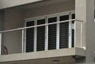 Black SwampSteel balustrades 3