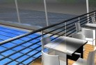 Black SwampSteel balustrades 9